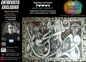 Arte Contemporáneo Buenos Aires Argentina 1° Ganador Paulo Finocchi