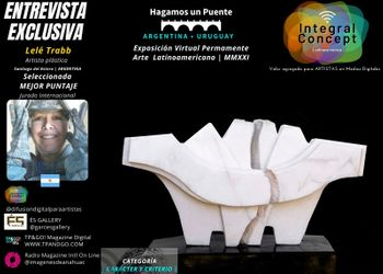 Arte Contemporáneo Santiago del Estero Argentina  Expo Virtual: Lelé Trabb
