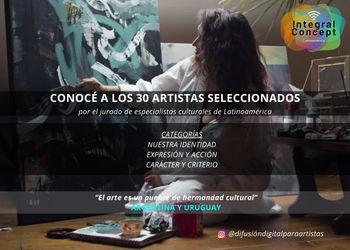 SELECCIONADOS ARTES PLÁSTICAS 2021 • HAGAMOS UN PUENTE ARGENTINA Y URUGUAY