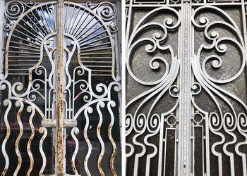 La otra mirada | Rejas en la Arquitectura de Buenos Aires | Parte 2 • por Alejandro Kazanietz
