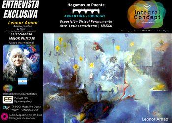 Arte Contemporáneo Argentina Expo Virtual: Leonor Arnao