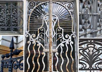La otra mirada | Rejas en la Arquitectura de Buenos Aires | Parte 1 • por Alejandro Kazanietz