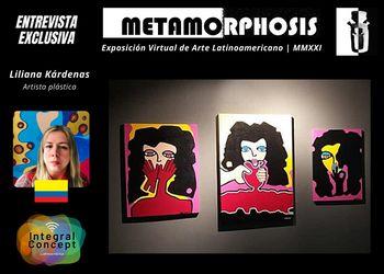 Arte Contemporáneo Colombia: Lili Kárdenas