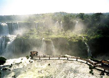 Excursión Cataratas del Iguazú: lado Brasilero