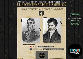 Cruzada Artística del BICENTENARIO DE AMÉRICA