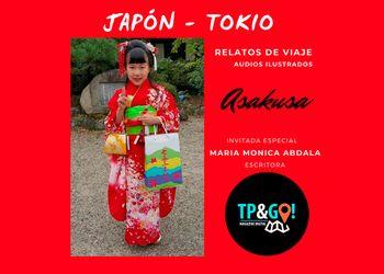 Qué hacer en Asakusa - Tokio - Japón?