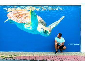 Arte en Aruba: Street Art