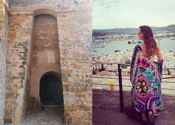 Entrevista a Montserrat Simón Atardeceres de Ibiza
