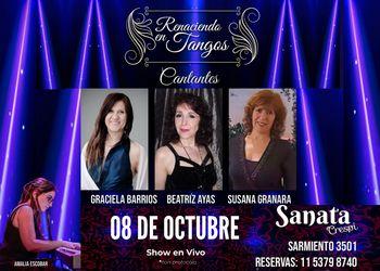 Show en Vivo | Renaciendo en Tangos