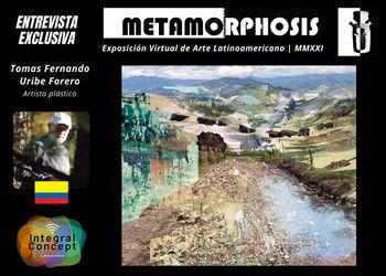 Arte Contemporáneo Colombia: Tomás Fernando Uribe Forero