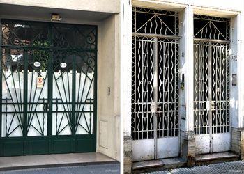 Puertas Art Decó