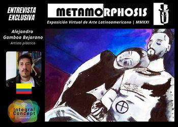 Arte Contemporáneo Colombia: Alejandro Gamboa Bejarano